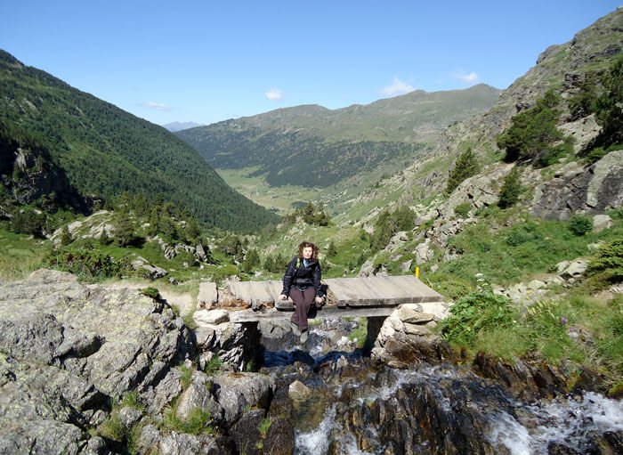 liza hiking