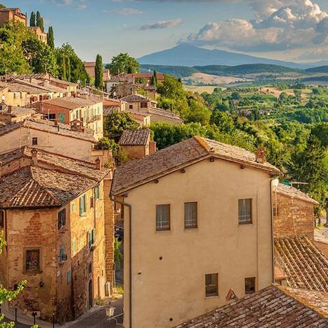 tuscan villages