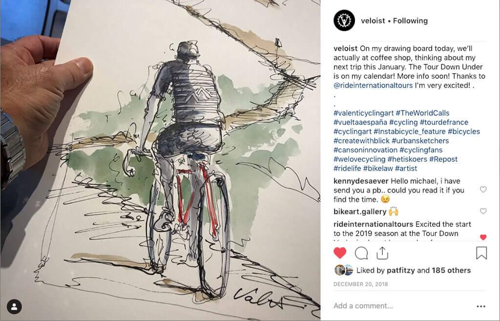 Michael Valenti - instagram