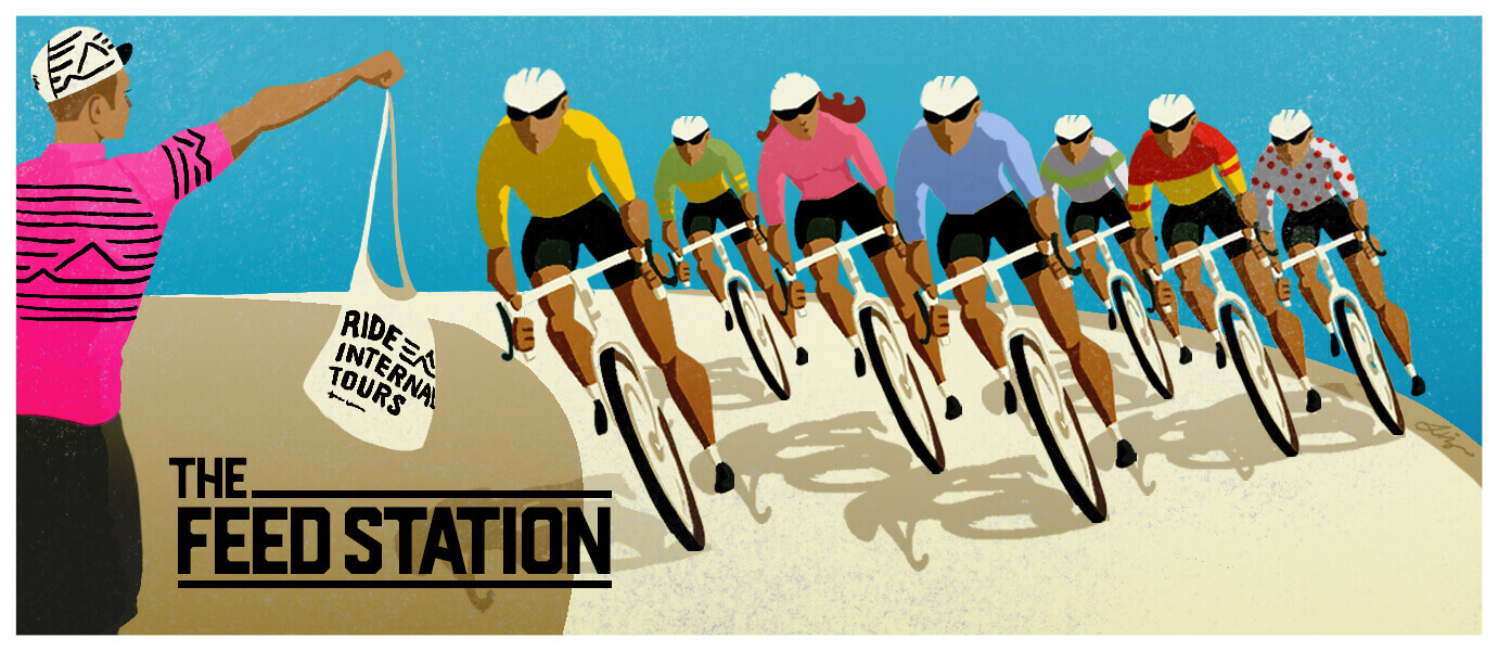 The Ride International Tours Feedstation