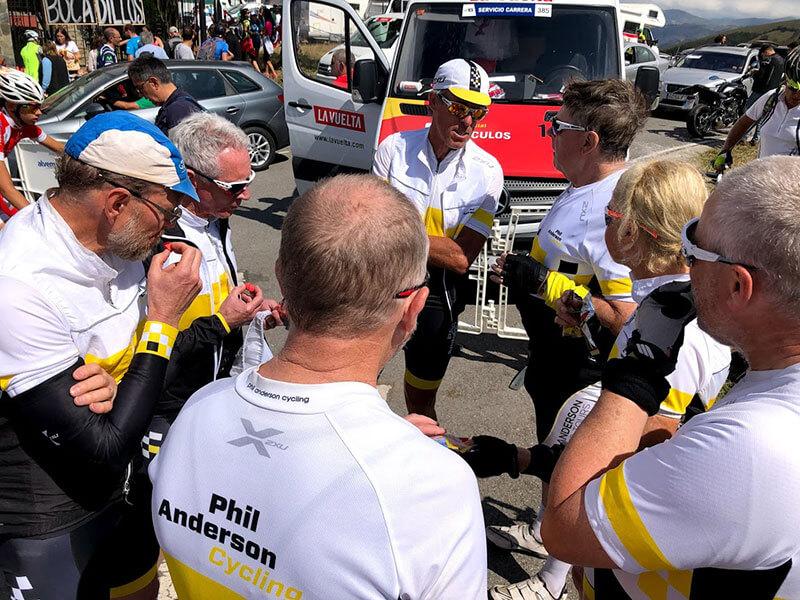 Tour of Spain