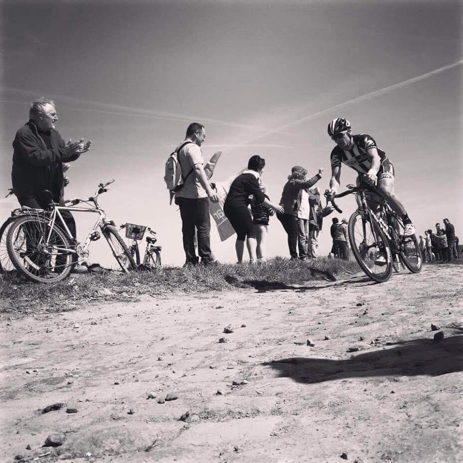 The Paris Roubaix is one of cycling's oldest races, it was first run in 1896