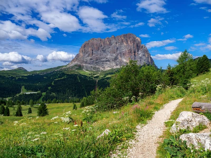 Covara, Dolomites